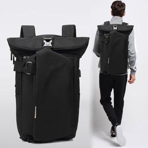 Baibu 2018 Laptop Mochilas Moda Hombres escuela de computación Bolsas Bolsas de nuevo de carga Casual viaje resistente al agua USB mochilas de los hombres
