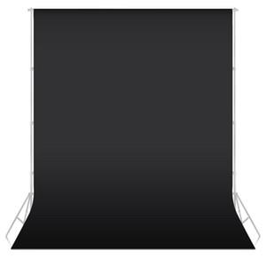 7 farben 1,6X1 mt fotostudio Green Screen Chroma key Hintergrund für Studio Foto beleuchtung Non Woven SCHWARZEN hintergrund