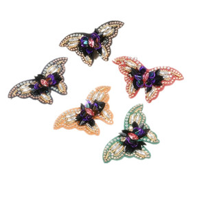 NUEVA pedrería de diamantes de imitación Applique Patch zapatos decoración adornos accesorios bolsas ropa decoración del sombrero Clog encanto