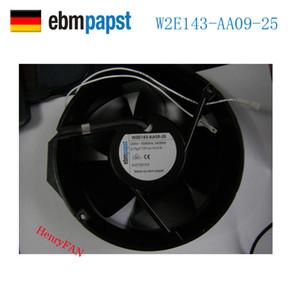 (Ebmpapst W2E143-AA09-25) (ebmpapst W2D250-GA04-15) (R2D220-AB02-10 ebmpapst) (ebmpapst 8212JN) (ebmpapst 4414-12M) ventola di raffreddamento all'ingrosso tedesco