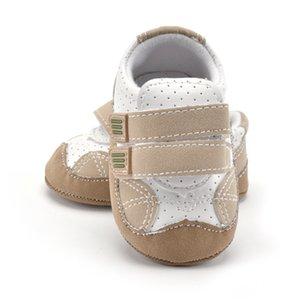 더 세밀한 아기 신발 소년 소녀 유아 패션 만화 무리 키즈 신발 미끄럼 캐주얼 스니커즈 First Walkers