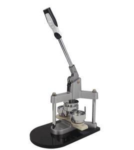 Brandnew машина создателя значка/кнопки 58mm алюминиевая с рельсами скольжения металла