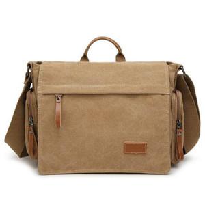 2018 Новый мужская сумка флип сумка мужчины одно плечо простой холст досуг спортивная сумка утолщение мужская сумка бесплатная доставка