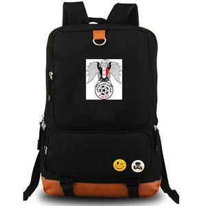 Síria daypack FASF equipe do país bolsa escola Homat el Diyar Football dia emblema pacote mochila Computer Esporte mochila mochila ao ar livre