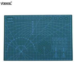 A3 Alfombra de corte de PVC Alfombrilla de corte Patchwork A3 Patchwork Herramientas Manual DIY Tool Board Doble Lado