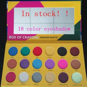 BOX of CRAYONS Cosmetics Calm Before the Storm & Eye of the Storm Eyeshadow Palette
