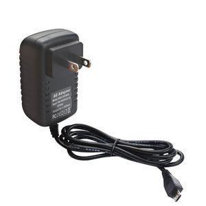 UE EE. UU. Enchufe 5V 3A Adaptador de CA Fuente de alimentación Cargador de corriente de pared Puerto Micro USB para Raspberry Pi 3 Modelo B de alta calidad NAVE RÁPIDO