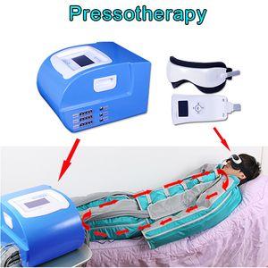 Pressotherapy удаление длинноволновой части инфракрасной области тучное воздушное давление Pressotherapy лимфатический дренаж EMS massager тело уменьшая потерю веса
