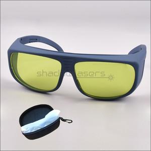 SDLasers T3S5 نظارات السلامة 405nm الأرجواني 450nm مؤشر الليزر الأزرق الأشعة تحت الحمراء ليزر 808nm 980nm 1064nm الليزر الأشعة فوق البنفسجية نظارات حماية العين