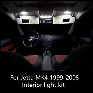 Shinman 9x canbus Error Free White LED Light Package Package for VW Jetta MK4 الملحقات قراءة أضواء الباب 1999-2005