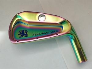 Jean Baptiste Iron Set Aaron Jean Baptiste Golf Forged Irons Jean Baptiste Golf Clubs 4-9P eixo de aço com tampa da cabeça