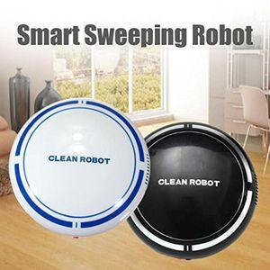 Limpiador automático Robot USB Recargable Smart Robot Limpiador de piso Limpiador de barrido Robotic Clean Helper for Home Office