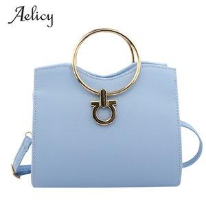 Aelicy borsa cuoio dell'unità di elaborazione di alta qualità della donna sacchetti femminili frizioni di giorno nuovo design morbido borse crossbody per le donne