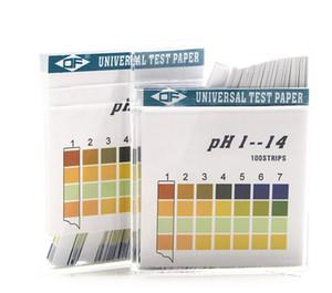 2 strisce di test per pH universale Strisce di carta alcalina acide per test di pH per la misurazione del pH della saliva delle urine da 1 a 14 (200 strisce)