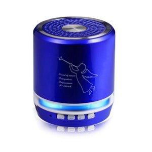 뜨거운 판매 좋은 패턴 미니 Protable 블루투스 무선 스피커 지원 TF 카드 VS T2020A 스피커 샤워 방수