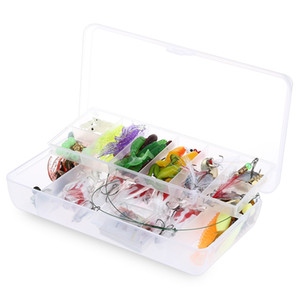 100pcs Simulation Lifelike Fish Shaped Hard Fishing Lure with Sharp Hooks Sharp and high penetration hooks for easily fishing