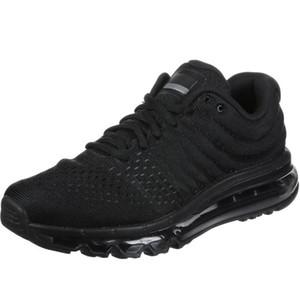 Kadınlar Için 2017 Erkek Koşu Ayakkabıları Çalıştırmak Sneakers Yeni Ourdoor Atletik Ayakkabı 2017 Siyah Antrasit 849559 001
