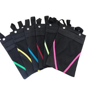2018 neue Oxford Grid Einfache Handtasche Große Kapazität Kreative Fahrradspindelstock Aufbewahrungstasche EDC Werkzeuge Paket 17 pw X