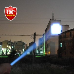 2017 Neue LED-Taschenlampe Lanterna De Led Linternas Torch 2000 Lm Zoomable Lampe Mini-Taschenlampe LED-Licht Laterne Fahrrad-Licht Zk94