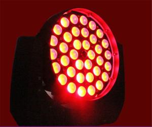 Kafa Yıkama Işın Etkisi Işık Moving Head Işık RGBWA UV DMX512 Led Moving 8X 36x12W 36x15W 36x18W 4in1 5in1 6in1 Yakınlaştırma Led