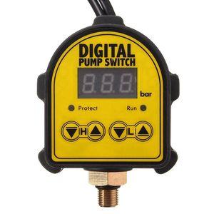Контроллер цифрового переключателя Автоматический воздушный насос Водяной насос Регулятор давления для водяного насоса