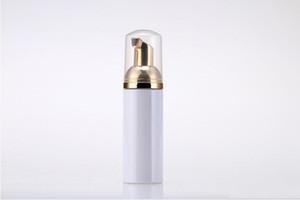 50ml 플라스틱 거품 펌프 흰색 액체 비누 디스펜서 가장 저렴한 거품 거품 황금 foamer