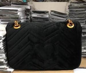 ЖАРКО! Бесплатная доставка моды Марка дизайн бархат сумка большая сумка Tote Покупки shouldbag с золотой Метизы для женщин свинцовый