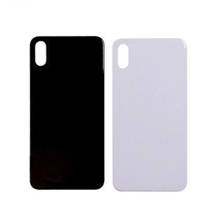 New OEM Quality For iPhone X IPhone 8 & 8 Plus Back Battery Cover Door Rear Panel Glass With Adhesive Sticker Repair Parts