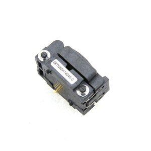 Presa per prova IC Plastronics 08TN80K14040 QFN8P Foro di accensione da 0,8 mm