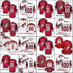 Новый сезон 35 Марек Лангамер 1 Hunter Miska Arizona Койоты 32 Раант 17 Гальченюк 47 Алекс Грант Hockey трикотажных изделия