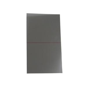 50 stücke 100% Original LCD Polarizer Film Polarisationslicht Film für Samsung Note 4 / note 5 / note 8 ersatz
