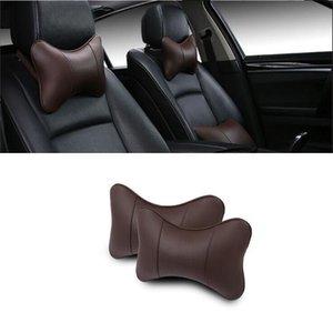 Coche reposacabezas almohada para el cuello para Audi A3 A4 B6 B7 A6 C5 BMW E46 E39 E60 E90 Toyota Corolla Avensis Yaris Nissan Qashqai Accesorios