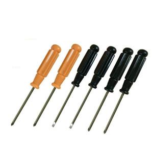 Negro En stock Juego de herramientas manuales para reparación de pernos, mini Juego de destornilladores antideslizamiento, pequeños accesorios Destornilladores flexibles Convenientes 0 14kr ff