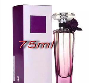 1 stücke Neue Kommende solide parfums für frauen mit schönen flasche guten geruch lang anhaltende zeit hohe duftstoff capactity 75 ml