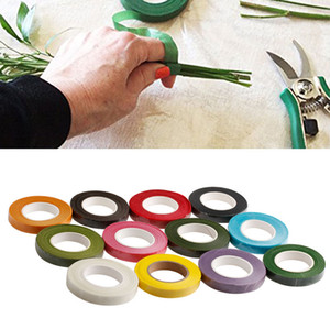 Fiorista Stem Tape - Wire Floral Work - Asole Craft Floristry Green