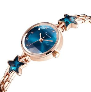 Bracelet Watch Kimio Dress Lady orologi d'epoca con strass per le donne signore del regalo della ragazza impermeabile orologio da polso Orologi Bracciale
