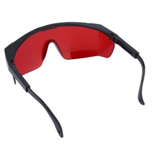 Tamax EG003 IPL 200nm-2000nm Laserschutzbrille Schutzbrille OD + 4 Augenklappe für PDT-Geräte
