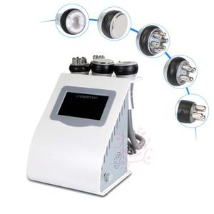 Nova pele cavitação aperto máquina de vácuo Radio Frequency Máquina Fat Burner Massagem uso doméstico / SPA / salão