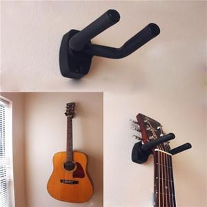 1 Pcs Gancho Da Guitarra Gancho Titular Suporte De Montagem Na Parede Suporte De Rack Suporte de Guitarra Baixo Parafusos Acessórios frete grátis