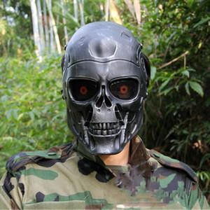 Full Face Skull Airsoft Paintball Masque Chasse En Plein Air Cs Jeu De Guerre Tactique Masque De Protection Partie Fournir