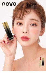 New Novo Black Gold Lippenstift Langlebig Befeuchtet Nutritious Lip Stick Frauen Wasserdicht Matte Velvet Mist Lipstick