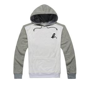 (1092211) s-5xl freies Art des Verschiffen neue Männer Agnes Hoodies Kleidung Hip-Hop-Sweatshirt Freizeit Kampf Farbe Hoodie