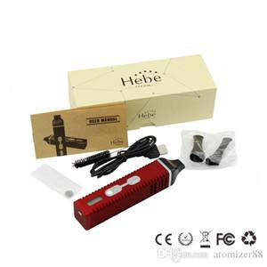 Original Hebe Titan 2 Kits de démarrage Vaporisateur à herbes sèche E Cigarettes Vape Stylo avec 2200mAh Titan II Hebe Vape Cigarettes électroniques