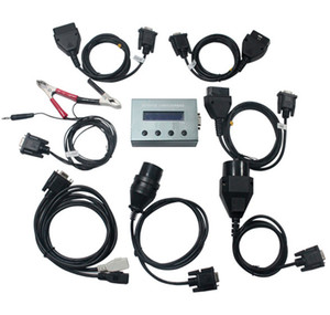 SI-Sıfırlama 10-In-1 SI Sıfırlama 10 In 1 Evrensel Servis Işık Hava Yastığı Sıfırlama Araçları OBD2 Teşhis Kabloları