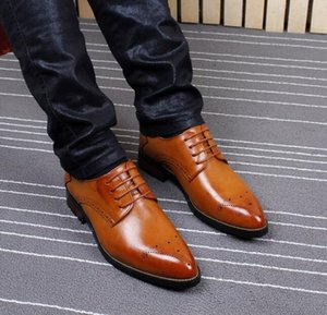 2021 Stylist Men Men Shoes Carving Shoes Dress Luxury Mens Mens Designer Loafers 450 Ovhsn