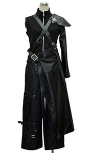 FF7 Final Fantasy VII Cloud Strife Cosplay Costume Custom Made Any Size