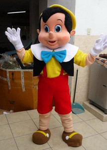 2018 Горячие новые EVA материальный шлем куклы талисман костюмы Crayon Cartoon Apparel Birthday party