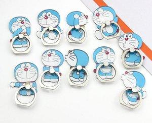 Support de bague de mode universelle Doraemon 360 degrés pour téléphone portable Stand de crochet de bague universelle pour téléphones mobiles