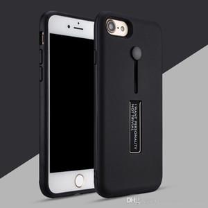 kickstand Capa Para Huawei P10 Casos Lite Capa híbrido com suporte Anel Para P8 Lite 2017 P10 Além disso Y5 2017 caso de volta