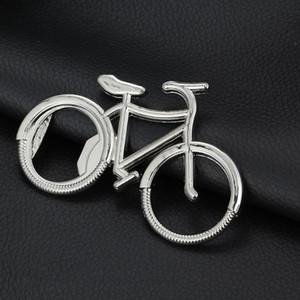 Bisiklet Metal Bira Şişe Açacağı Sevimli anahtar yüzükler bisiklet sevgilisi Düğün Yıldönümü Partisi Hediye için Bisiklet anahtarlık